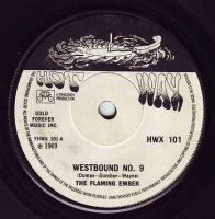 FLAMING EMBER - WESTBOUND NO.9 - HOT WAX