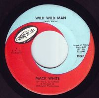 MACK WHITE - WILD WILD MAN - COMMERCIAL