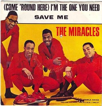 MIRACLES - SAVE ME - TAMLA