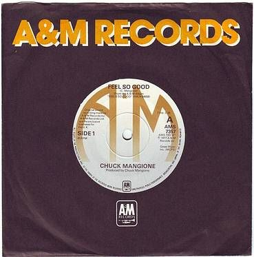 CHUCK MANGIONE - FEEL SO GOOD - A&M