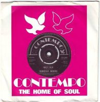 DOROTHY MOORE - MISTY BLUE - CONTEMPO