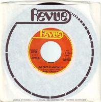 JIMMY GRAHAM - LOVE CAN'T BE MODERNIZED - REVUE