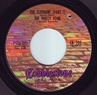 PHILLY FOUR - THE ELEPHANT - COBBLESTONE