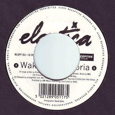 ELASTICA - WAKE UP - DECEPTIVE