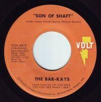 BAR-KAYS - SON OF SHAFT - VOLT