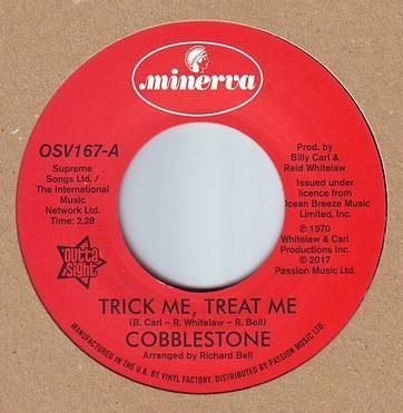 COBBLESTONE - TRICK ME , TREAT ME - MINERVA