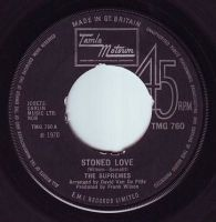 SUPREMES - STONED LOVE - TAMLA MOTOWN