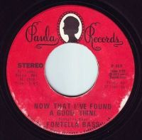 FONTELLA BASS - NOW THAT I'VE FOUND A GOOD THING - PAULA