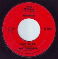 JAY WIGGINS - SAD GIRL - IPG