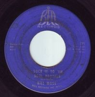 BILL MOSS - SOCK IT TO 'EM SOUL BROTHER - BELL
