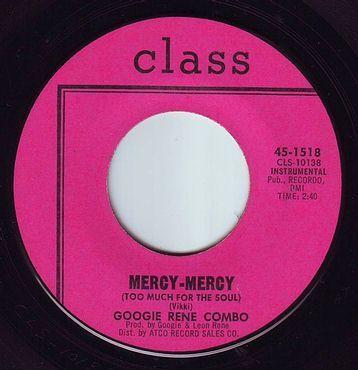 GOOGIE RENE COMBO - MERCY-MERCY - CLASS