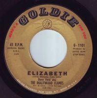 HOLLYWOOD FLAMES - ELIZABETH - GOLDIE