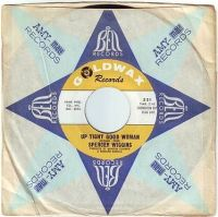 SPENCER WIGGINS - UP TIGHT GOOD WOMAN - GOLDWAX
