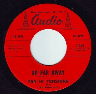 HI TENSIONS - SO FAR AWAY - AUDIO