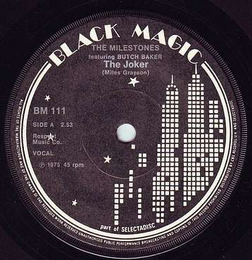 MILESTONES - THE JOKER - BLACK MAGIC