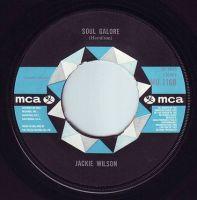JACKIE WILSON - SOUL GALORE - MCA