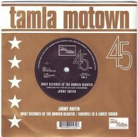 JIMMY RUFFIN - WHAT BECOMES OF THE BROKEN HEARTED - TAMLA MOTOWN