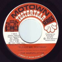 MARVELETTES - PLEASE MR. POSTMAN - MOTOWN YY