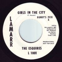 ESQUIRES - GIRLS IN THE CITY - LAMARR DEMO