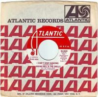 ARCHIE BELL & THE DRELLS - I CAN'T STOP DANCING - ATLANTIC DEMO