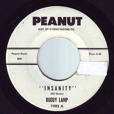 BUDDY LAMP - INSANITY - PEANUT DEMO