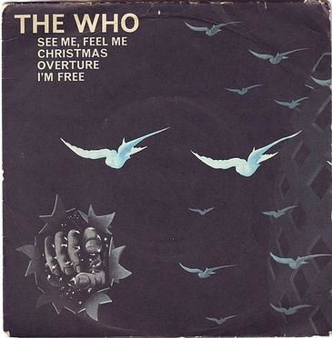 WHO - OVERTURE - TRACK EP