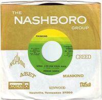 FREDDIE NORTH - SONG #29 (I'M YOUR MAN) - MANKIND