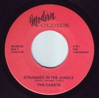 CADETS - STRANDED IN THE JUNGLE - MODERN OLDIES
