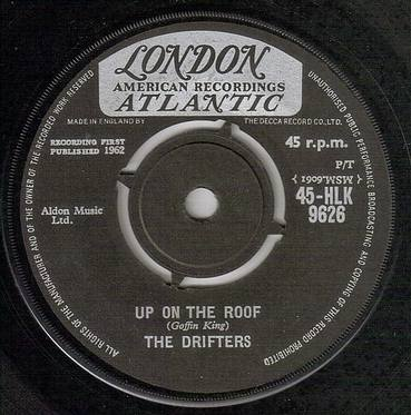 DRIFTERS - UP ON THE ROOF - LONDON