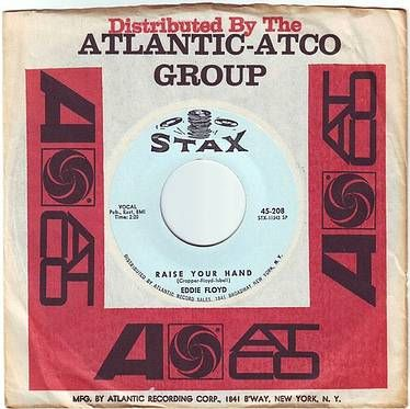 EDDIE FLOYD - RAISE YOUR HAND - STAX