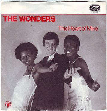 WONDERS - THIS HEART OF MINE - CREOLE