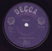 ROY C - SHOTGUN WEDDING - DECCA