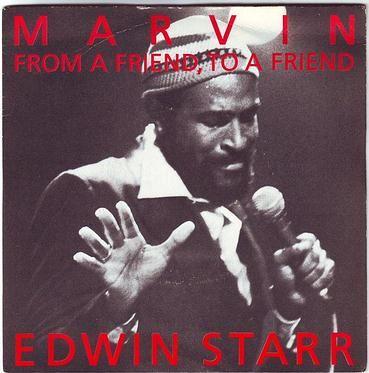 EDWIN STARR - MARVIN - STREETWAVE