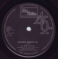 R. DEAN TAYLOR - INDIANA WANTS ME - TMG 763