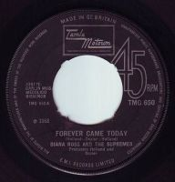 DIANA ROSS & THE SUPREMES - FOREVER CAME TODAY - TMG 650