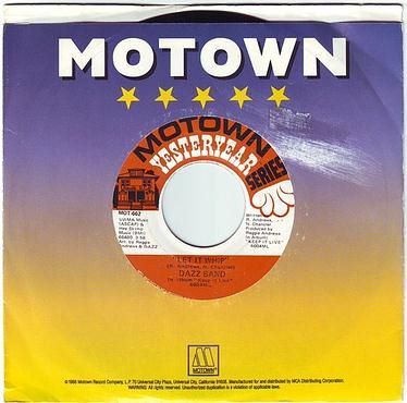 DAZZ BAND - LET IT WHIP - MOTOWN YY