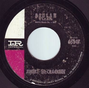 JIMMY McCRACKLIN - BEULAH - IMPERIAL
