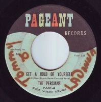 PERSIANS - GET A HOLD OF YOURSELF - PAGEANT