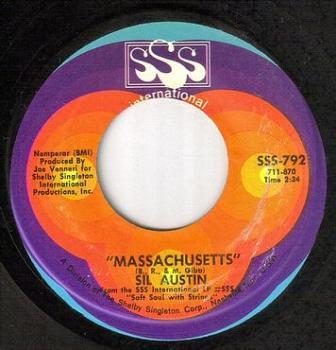 SIL AUSTIN - MASSACHUSETTS - SSS