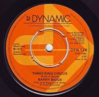 BARRY BIGGS - THREE RING CIRCUS - DYNAMIC