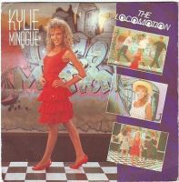 KYLIE MINOGUE - THE LOCOMOTION - PWL