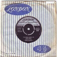EDDIE HODGES - I'M GONNA KNOCK ON YOUR DOOR - LONDON