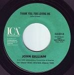 JOHN GILLIAM thank you for loving me