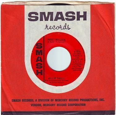 MILLIE SMALL - SWEET WILLIAM - SMASH
