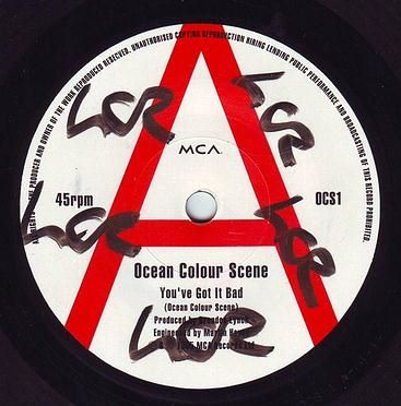 OCEAN COLOUR SCENE - YOU'VE GOT IT BAD - MCA DEMO