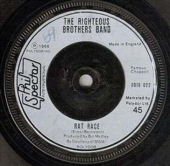 RIGHTEOUS BROS BAND - RAT RACE (INSTR) - P.S.I.
