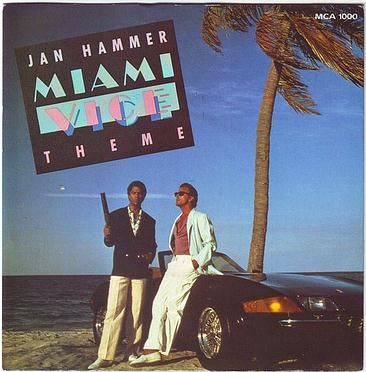 JAN HAMMER - MIAMI VICE THEME - MCA
