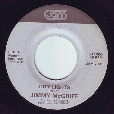 JIMMY McGRIFF - CITY LIGHTS - JAM