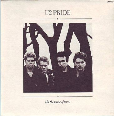 U2 - PRIDE (In the name of love) - ISLAND DOUBLE PACK