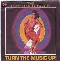 PLAYERS ASSOCIATION - TURN THE MUSIC UP - VANGUARD